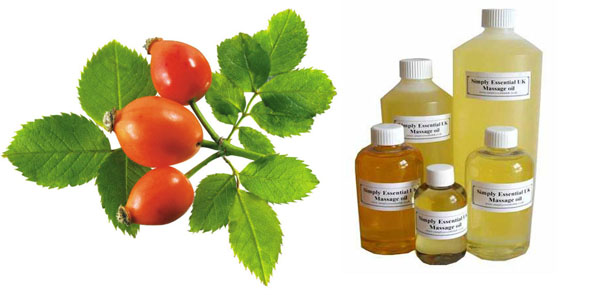 Natural Rosehip Oil for Sale